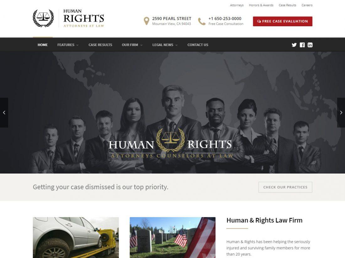 wordpress-tema-za-advokate-human-rights