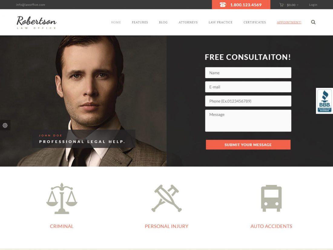 wordpress-tema-za-advokate-law-office