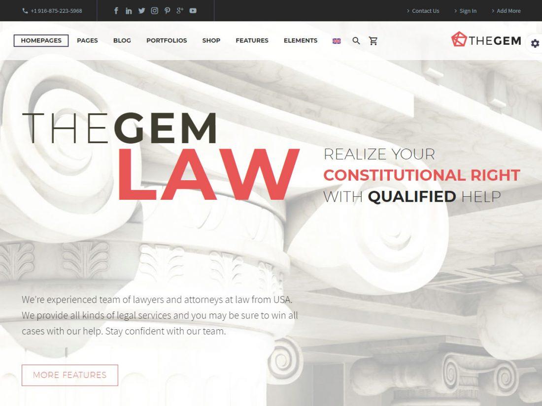 wordpress-tema-za-advokate-the-gem