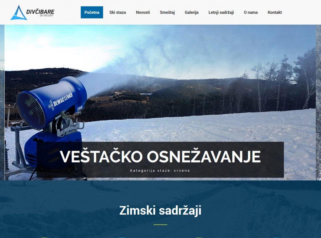 divcibare ski resort